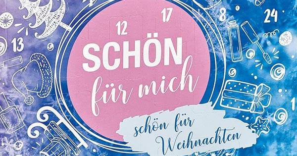 Weihnachtskalender Rossmann.Rossmann 50 Schön Für Mich Adventskalender Zu Gewinnen