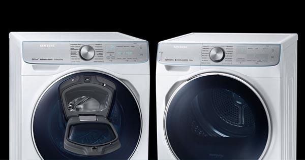 Produkttester für samsung quickdrive™ waschtrockner oder